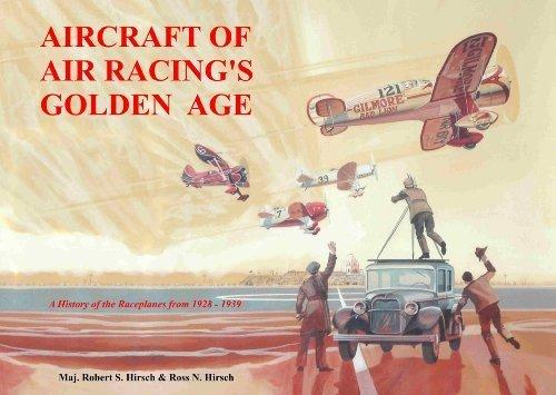 9780976196020: Aircraft of Air Racing's Golden Age