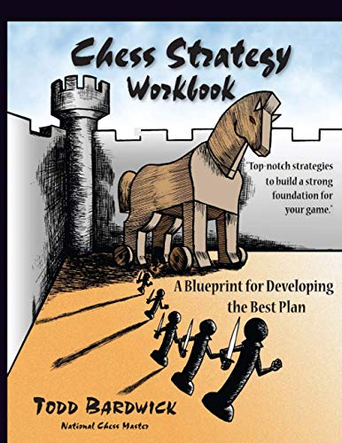 9780976196228: Chess Strategy Workbook: A Blueprint for Developing the Best Plan