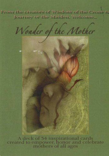 Wonder of the Mother Inspriational Cards: A Deck of 54 Inspirational Cards Created to Empower, ...