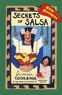 9780976201038: Secrets of Salsa A Bilingual Cookbook New Recipes