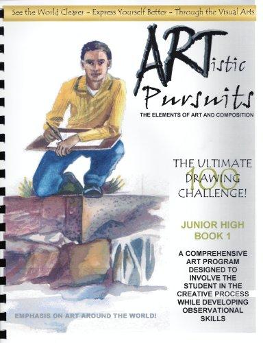 9780976205524: Artistic Pursuits, the Element of Art Composition: Junior High Book 1