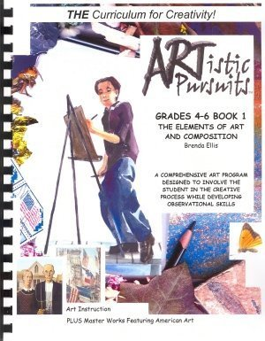 9780976205548: Artistic Pursuits Book One: The Elements of Art And Composition