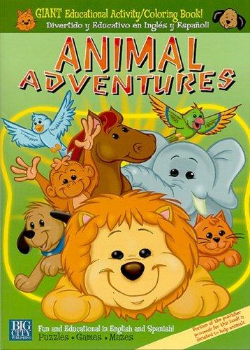 9780976207139: Animal Adventures/Aventuras de Animales: Fun Land/Tierra de La Diversisn