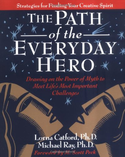 The Path of the Everyday Hero: Drawing: Lorna Catford, Michael