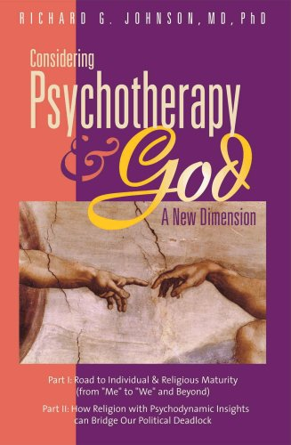 9780976222446: Considering Psychotherapy and God: A New Dimension