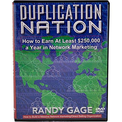 Duplication Nation DVD Album: Randy Gage