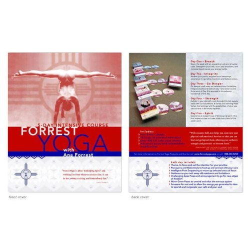 9780976233909: Forrest Yoga 5-Day Intensive Course (CD's & Book)