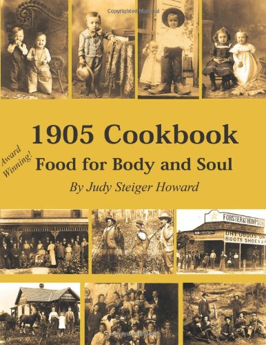 9780976237549: 1905 Cookbook: Food for Body and Soul