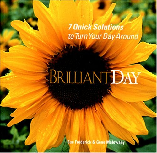BrilliantDay: 7 Quick Solutions to Turn Your Day Around: Sue Frederick