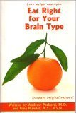 9780976239406: Lose Weight When You Eat Right for Your Brain Type