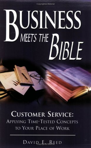9780976249306: Business Meets the Bible: Customer Service