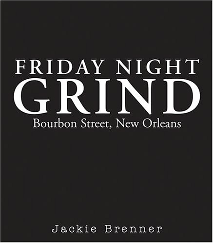 Friday Night Grind: Jackie Brenner
