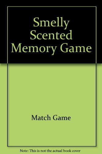 9780976252436: Smelly Scented Memory Game