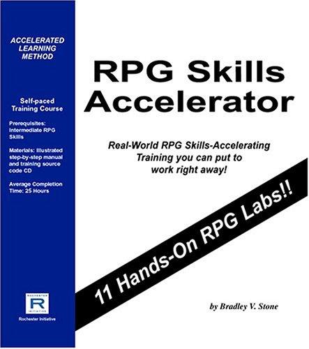9780976269250: RPG Skills Accelerator