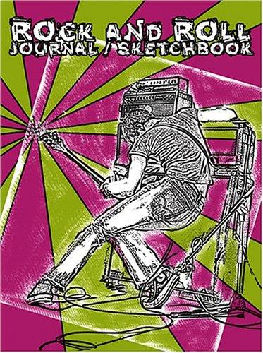 9780976274704: Rock And Roll Journal Sketchbook