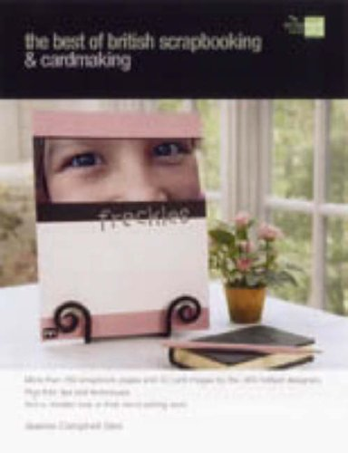 9780976278405: The Best of British Scrapbooking and Cardmaking