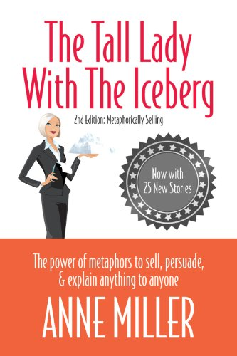 9780976279440: The Tall Lady With the Iceberg: The Power of Metaphor to Sell, Persuade & Explain Anything to Anyone (Expanded edition of Metaphorically Selling)