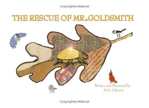 9780976285212: The Rescue of Mr. Goldsmith