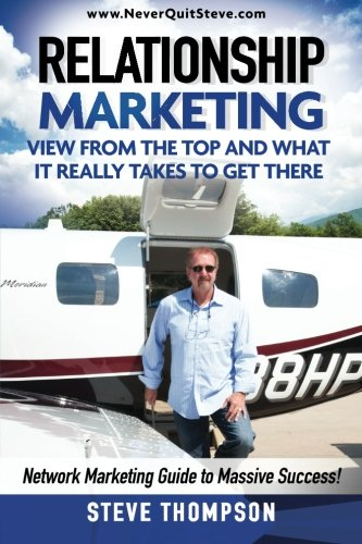 Relationship Marketing-View From the Top and What: Thompson, Steve