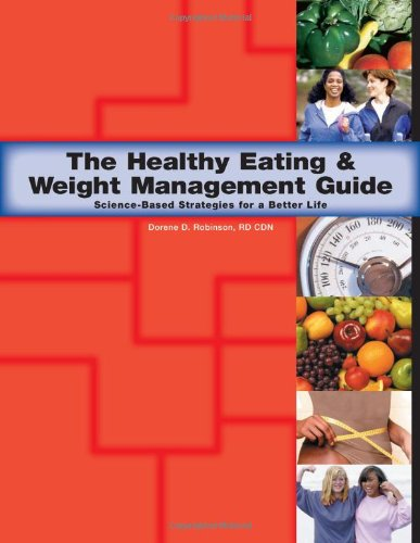 9780976300410: The Healthy Eating & Weight Management Guide (and workbook)