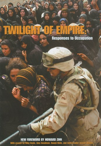 Twilight Of Empire: Responses To Occupation: Davis, Mike