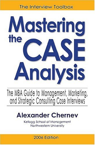case analysis mba at strutledge Operations management_ creating value along the supply chain, 7th edition _部分.