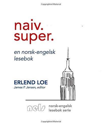 9780976307204: Naiv. Super. (Nelsbok) (Volume 1) (Norwegian Edition)