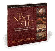 9780976309208: The Next Step — How to Discover the Right Solutions to Plan, Design, & Build Your Church