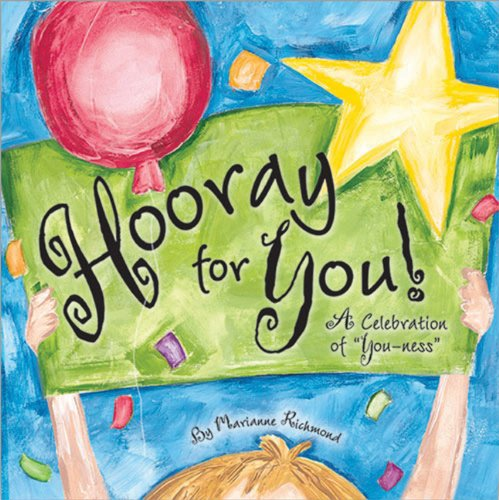 9780976310181: Hooray for You (Marianne Richmond)
