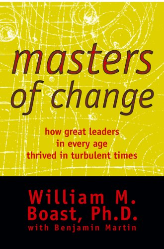 9780976319801: Masters of Change