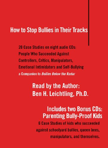 9780976319863: How to Stop Bullies in Their Tracks plus Parenting Bully-Proof Kids