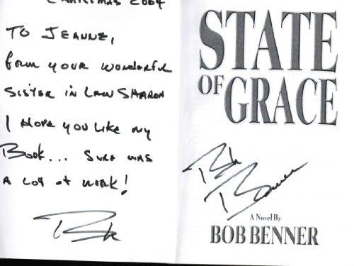 State of Grace: Benner, Bob