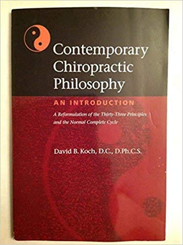 9780976352020: Contemporary Chiropractic Philosophy:An Introduction