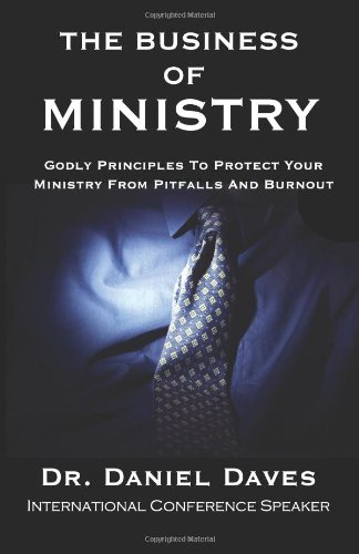 9780976352105: The Business Of Ministry