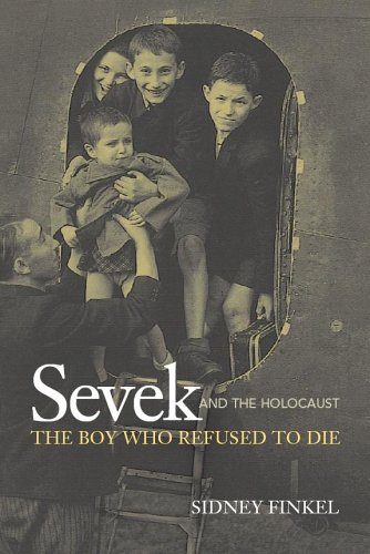 9780976356202: Sevek And The Holocaust: The Boy That Refused To Die
