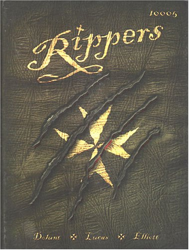 9780976360131: Rippers (Savage Worlds; S2P10005)