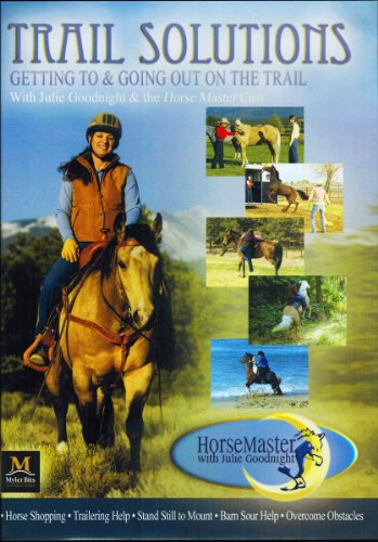 9780976361947: Trail Solutions with Julie Goodnight DVD