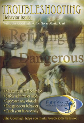 9780976361992: Troubleshooting Behavior Issues with Julie Goodnight DVD