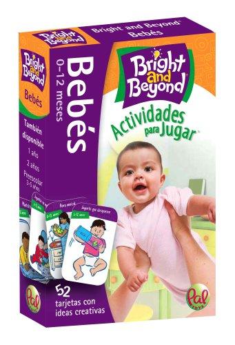 Bright and Beyond - Actividades para jugar - Bebés (Spanish Edition): Pal Toys