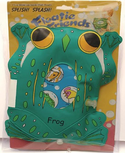 9780976376408: Frog (Floatie Friends)