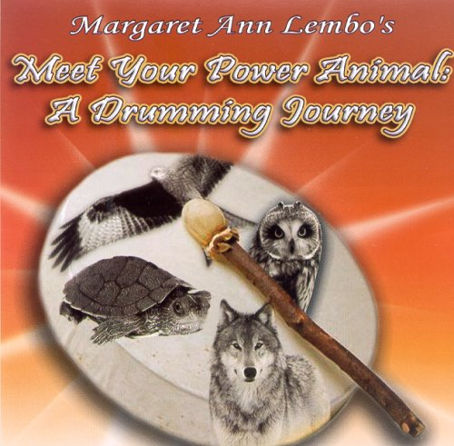 9780976379638: Meet Your Power Animal: A Drumming Journey