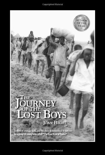 9780976387503: The Journey of the Lost Boys: A Story of Courage, Faith and the Sheer Determination to Survive by a Group of Young Boys Called