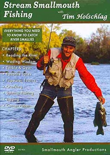 9780976387619: Stream Smallmouth Fishing: Everything You Need to Know to Catch River Smallies