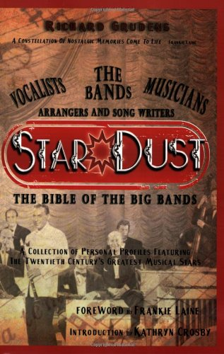 9780976387756: Star Dust: The Bible of the Big Bands