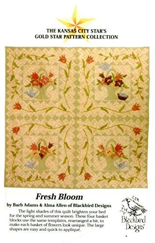 Fresh Bloom Pattern: Adams, Barb; Allen,