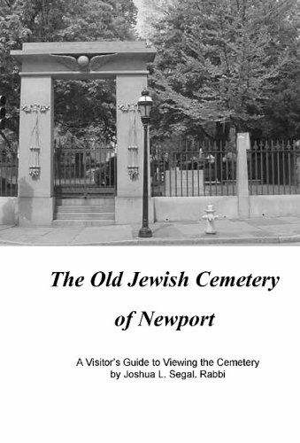 9780976405702: The Old Jewish Cemetery of Newport: A Self-Guided Tour