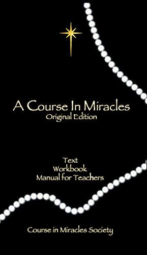 9780976420071: Course in Miracles: Original Edition