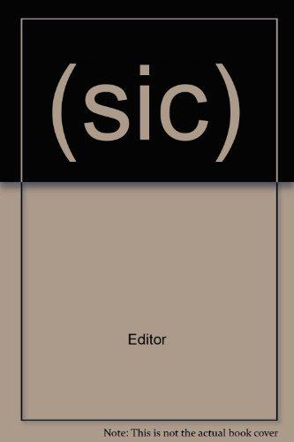 (sic): Editor