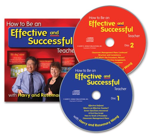 9780976423324: How to Be an Effective and Successful Teacher