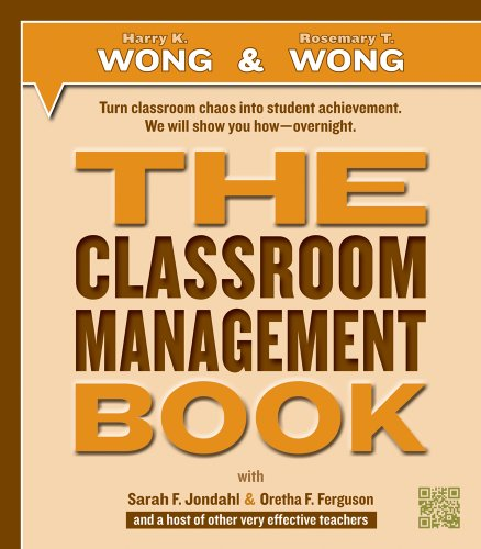 9780976423331: THE Classroom Management Book